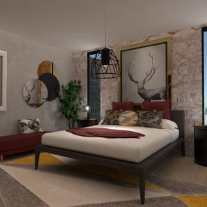 nuotraukos butas baldai dekoras miegamasis apšvietimas idėjos