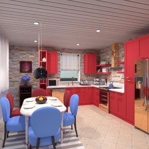 photos maison meubles décoration cuisine salle à manger idées