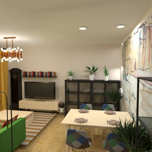 fotos wohnung wohnzimmer küche studio ideen