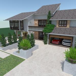 foto casa veranda arredamento esterno idee
