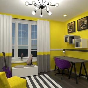 photos appartement meubles décoration chambre d'enfant idées