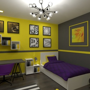 photos appartement maison meubles décoration chambre d'enfant idées