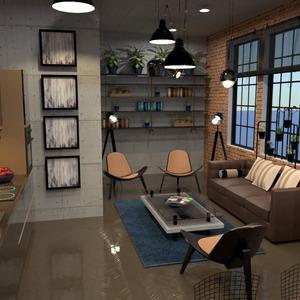 nuotraukos namas baldai dekoras virtuvė valgomasis idėjos