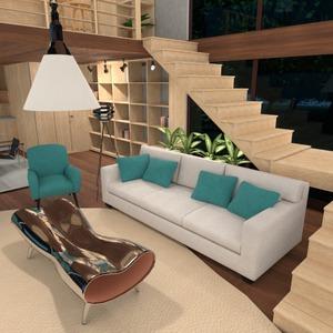 foto casa arredamento decorazioni illuminazione monolocale idee