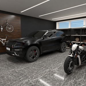 photos maison décoration garage eclairage architecture idées