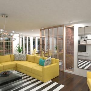идеи дом декор гостиная освещение столовая идеи
