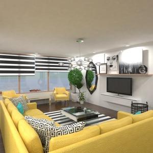 идеи дом гостиная кухня освещение идеи