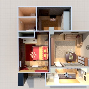 zdjęcia mieszkanie sypialnia pokój dzienny wejście pomysły
