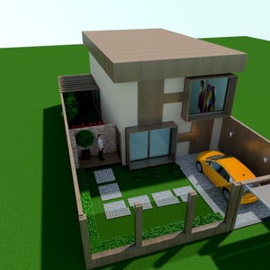 photos house terrace garage outdoor architecture ideas