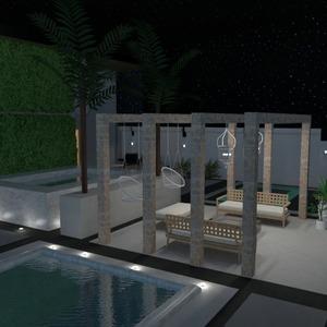 foto veranda esterno paesaggio idee