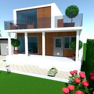 zdjęcia dom garaż na zewnątrz krajobraz architektura pomysły