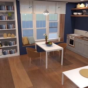 идеи дом кухня столовая идеи