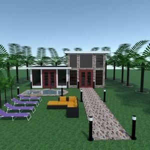photos terrace furniture outdoor lighting landscape architecture ideas