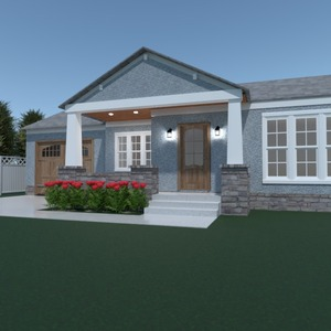 fotos casa garagem paisagismo arquitetura ideias