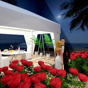 photos terrace furniture decor diy outdoor lighting landscape ideas