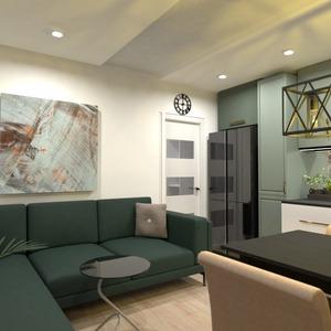 идеи квартира гостиная кухня ремонт архитектура идеи