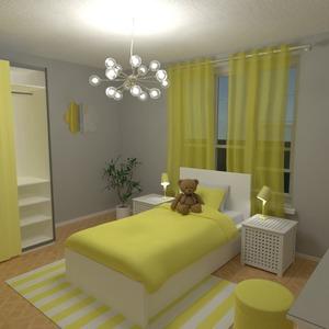 photos décoration chambre à coucher salon chambre d'enfant eclairage idées
