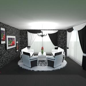 fotos muebles decoración sala de estar iluminación arquitectura ideas