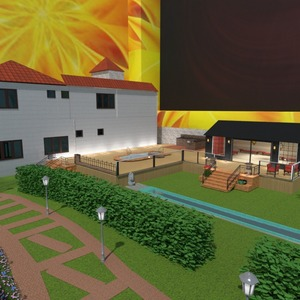 ideas house terrace furniture decor living room outdoor lighting renovation landscape ideas