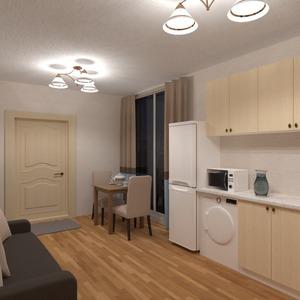 photos appartement meubles cuisine eclairage salle à manger idées