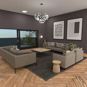 fotos casa muebles decoración salón iluminación ideas