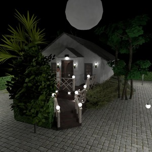 photos house decor outdoor lighting ideas