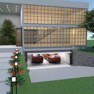 photos garage outdoor landscape ideas