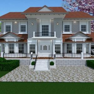 foto casa veranda decorazioni angolo fai-da-te garage esterno illuminazione rinnovo paesaggio architettura idee