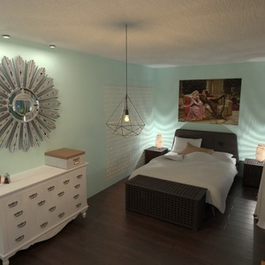 идеи квартира мебель декор спальня освещение архитектура студия идеи