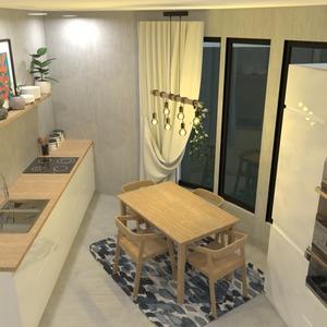 照片 公寓 厨房 照明 结构 玄关 创意