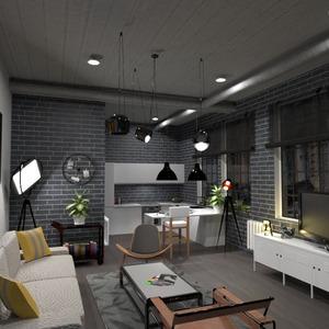 идеи квартира мебель декор кухня освещение идеи