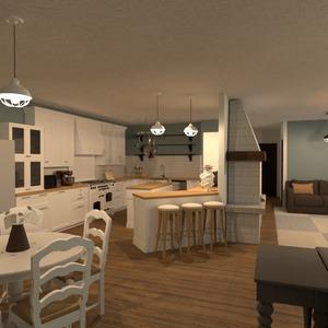 nuotraukos namas virtuvė apšvietimas renovacija namų apyvoka idėjos