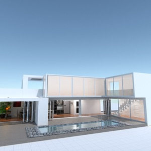 foto appartamento casa decorazioni esterno illuminazione idee