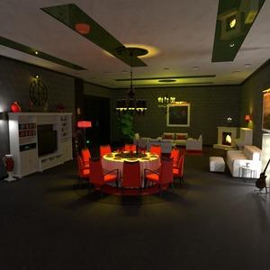 photos meubles décoration salon eclairage salle à manger idées