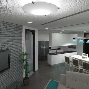 fotos casa salón cocina ideas