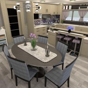 fotos apartamento casa mobílias decoração faça você mesmo quarto cozinha iluminação reforma utensílios domésticos sala de jantar arquitetura despensa ideias