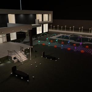 photos house terrace decor outdoor lighting ideas