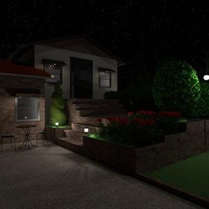 идеи дом декор улица освещение ландшафтный дизайн кафе идеи