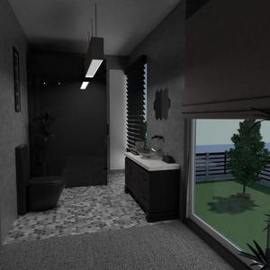 foto bagno illuminazione idee
