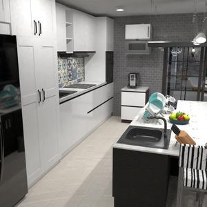 nuotraukos baldai virtuvė idėjos