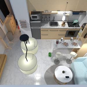 zdjęcia mieszkanie kuchnia jadalnia przechowywanie pomysły