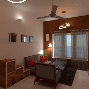 fotos casa quarto iluminação ideias