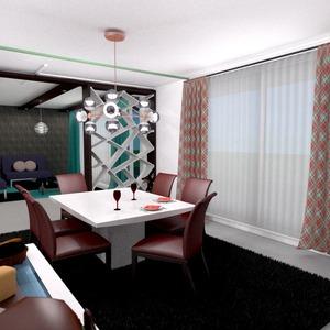 foto decorazioni sala pranzo idee