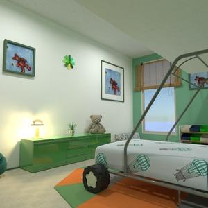 photos meubles décoration chambre d'enfant idées