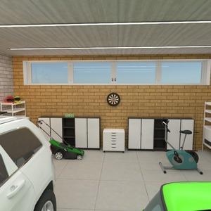 nuotraukos garažas sandėliukas idėjos
