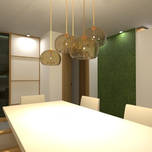 zdjęcia wystrój wnętrz oświetlenie remont jadalnia pomysły