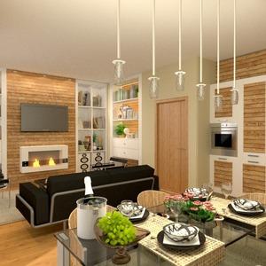 идеи квартира мебель сделай сам гостиная кухня освещение ремонт столовая архитектура хранение прихожая идеи