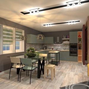 идеи квартира мебель кухня ремонт столовая идеи