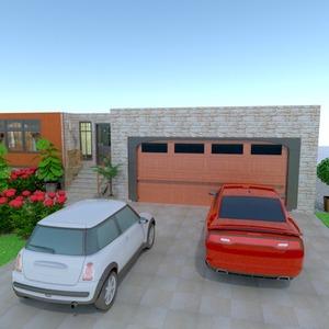 fotos casa paisaje hogar arquitectura ideas