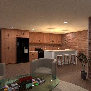 идеи квартира декор сделай сам кухня освещение идеи